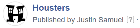 Facebook post about the Housters 6.6 release